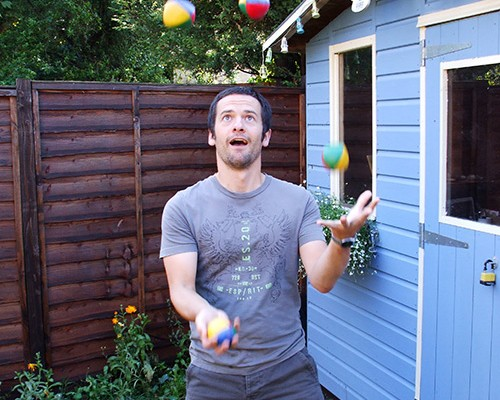 Juggling-photo-man-child | Writing For Children