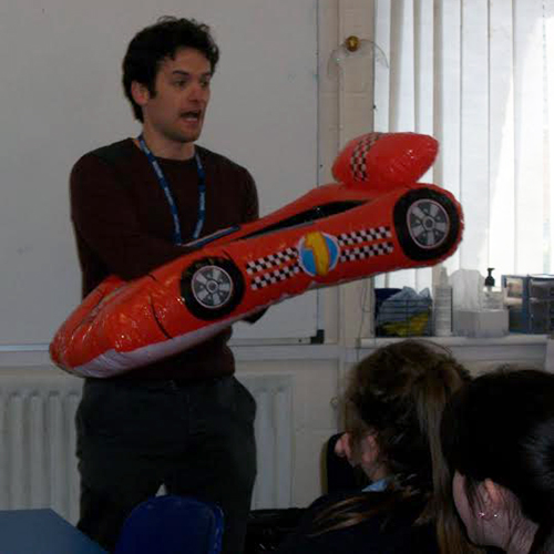 Children's Author | School Visits | Educational Visits